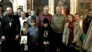 Крестный ход Могилев - Псков 2017, часть14