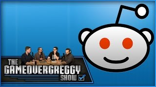 The Reddit Fifty/Fifty Challenge -  The GameOverGreggy Show Ep. 41 (Pt. 4)