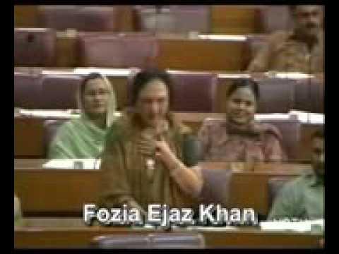 Pakistani Leader Fozia Ejaz Khan Said I Shame To Be Pakistani ...