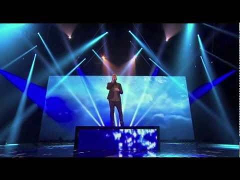James Arthur Impossible X Factor Final