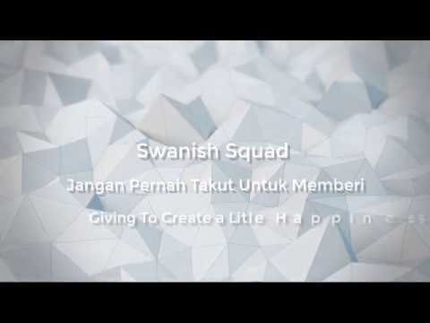 Swanish || Squad Pemuda Berbagi || Sound Repost by || Alfina Nindiyani || Law Kana Bainanal Habib