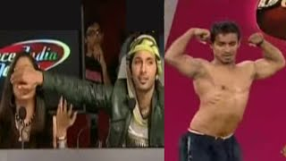 Lux Dance India Dance Season 2 Dec. 26 '09 Mumbai Audition Part 5