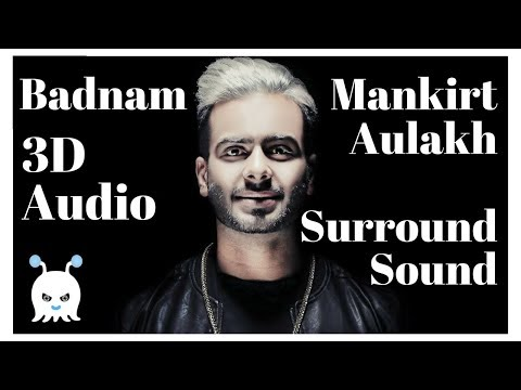 Xxx Mp4 Badnam Mankirt Aulakh Surround Sound Extra 3D Audio Bass Boosted Use Headphones 👾 3gp Sex