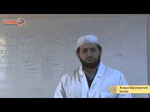 Arapça Dersi 1 Muhtelif Kalıplar 1 Arapça Öğreniyorum