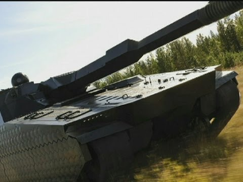 'Invisibility cloak' for tanks tested