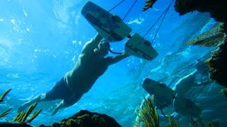 Flying Underwater! - Subwing in 4K | DEVINSUPERTRAMP