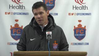 Post Match Press Conference: Louisville City