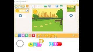 Viens programmer - premier jeu avec ScratchJr