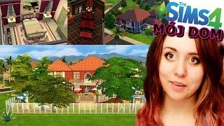 #2 The Sims 4 - Mój super dom! :)