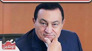 الرئيس حسني مبارك.. الشيخ زايد كنت اطلب منه فلوس يبعتها في سكات