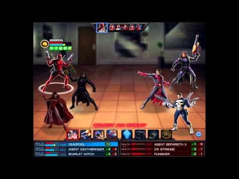 Xxx Mp4 Marvel Avengers Alliance Agent Deadpool And Scarlet Witch PVP 3 Battles 3gp Sex