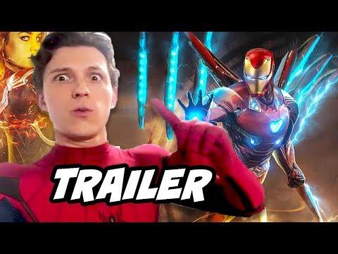 Xxx Mp4 Spider Man Far From Home Trailer 2 Avengers Endgame Timeline Breakdown 3gp Sex