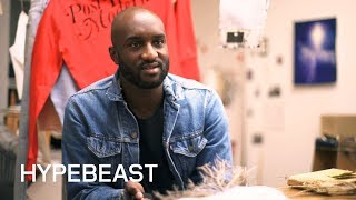 Virgil Abloh Gives In-Depth Talk on Streetwear and How It's an Art Movement