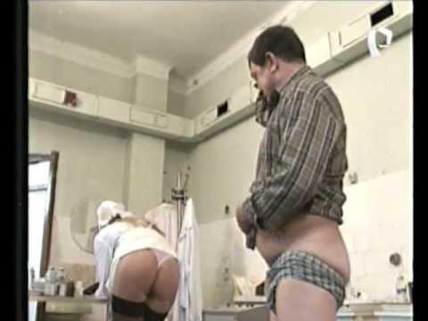 enfermera sexy al desnudo