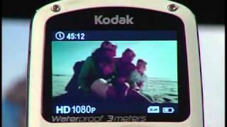 Kodak PlaySport (Zx3) HD Waterproof Pocket Video Camera Bundle (Black)- Camera & Photo.mp4