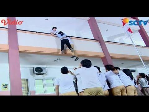 Anak Sekolahan: Cinta Jatuh dari Balkon | Episode 36-37