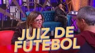 Juiz de Futebol - Entrevista Com Especialista - Tatá Werneck - Lady Night - Humor Multishow