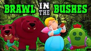 BRAWL IN THE BUSHES - w/ Piper, Spike, and Nita