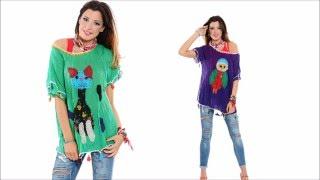 Otantik Bayan Giyim | Etnik Esintiler
