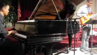 Victor Lin's jazz trio