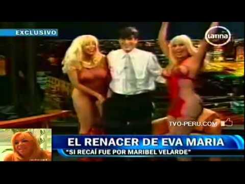 Eva María Abad Maribel Velarde me introdujo en el mundo de la prostitución