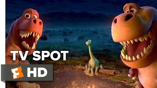 The Good Dinosaur TV SPOT - Walk Together (2015) - Disney Animated Movie HD