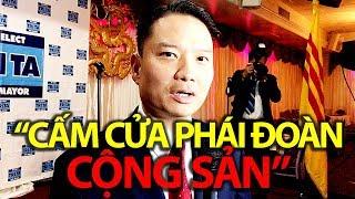 Thị trưởng gốc Việt TP Westminster: