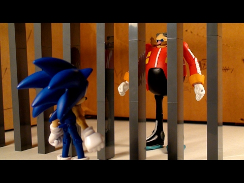 Sonic Stop Motion Adventures: Episode 24: Chaos Buffer