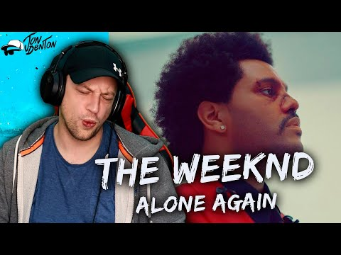The Weeknd Alone Again VEVO Live Performance REACTION CHECK MY PULSE FOR A SECOND TIME