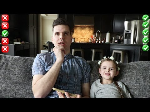PERFECT PITCH TEST! (5-YEAR-OLD CLAIRE VS DAD)