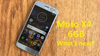 Moto X4 6GB: Unboxing and what