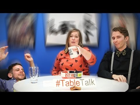 Real Sex With Moist Ghosts on #TableTalk