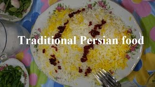Iran - 100% Traditional Persian Food  Part 105