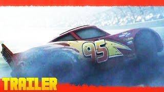 Cars 3 (2017) Disney Teaser Tráiler Oficial Español