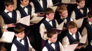 Revutsky Boys Choir(Ukraine) - Mykola Leontovych.wmv