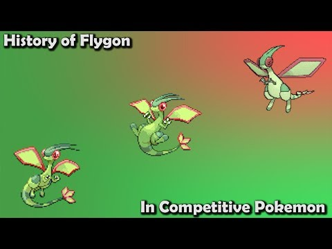 Xxx Mp4 How GOOD Was Flygon ACTUALLY History Of Flygon In Competitive Pokemon Gens 3 7 3gp Sex