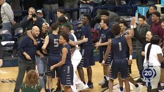 Lorain vs. Toledo St. John - Final Moments 3-17-18