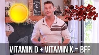 Vitamin K | Fat Burning Partner to Vitamin D - Thomas DeLauer