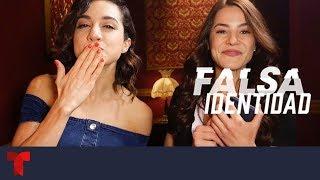 Falsa Identidad | Juliette Pardau  y Gimena Gómez confiesan varios secretos | Telemundo