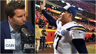Chargers-Chiefs the most impactful game of 2018 NFL season?   Will Cain Show
