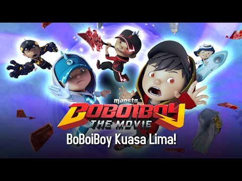 Xxx Mp4 Klip BoBoiboy The Movie BoBoiBoy Kuasa Lima 3gp Sex