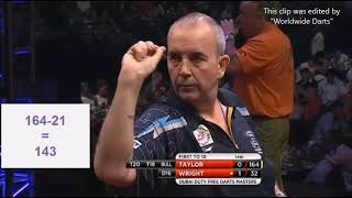 DARTS - Mistakes, fails and funny moments of the PDC referees