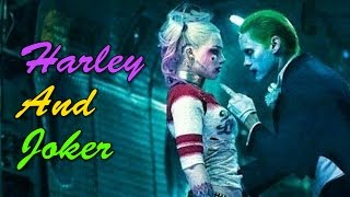 Harley Quinn & Joker ★ Mad Love And Helicopter