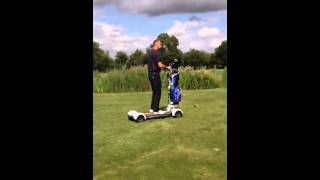 GolfBoards Arrive at The Nottinghamshire
