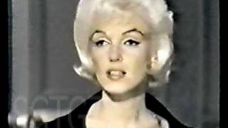 Marilyn Monroe - Something's Got To Give  Hair/Costume Tests footage(RARE)