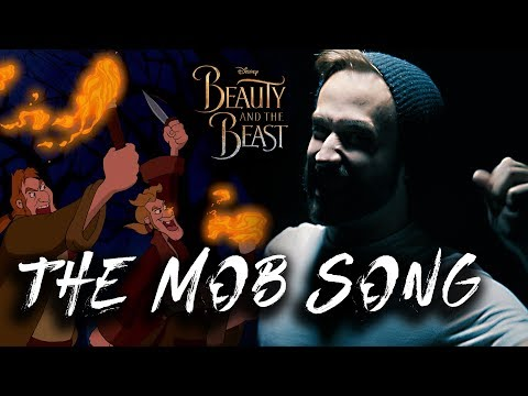 Beauty & the Beast - THE MOB SONG (Disney Metal cover version)