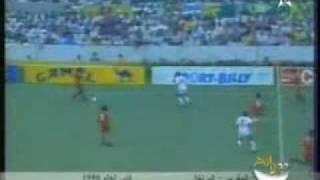Maroc vs portugal  ( Mexico 1986 ) (3:1)