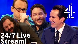 8 Out of 10 Cats Does Countdown   24/7 Live Stream