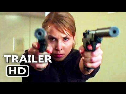 UNLOCKЕD Official Trailer 2017 Noomi Rapace Orlando Bloom Action Movie HD