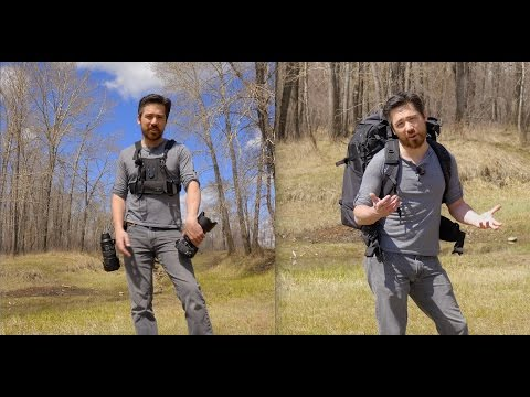 The Best & Worst Ways To Carry Your Camera Bags Straps & Holsters